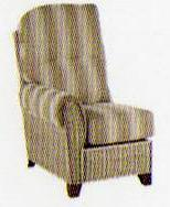 della right hand arm chair section