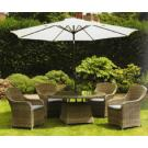 wentworth 5 piece dining set